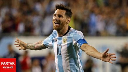 از اسپانیا خبر رسید، مسی به تیم ملی بازگشت