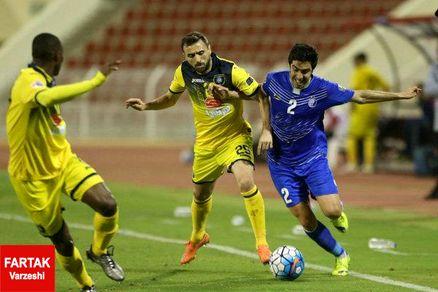 هشت گل در بازی لوکوموتیو - التعاون/ استقلال با تساوی هم صعود میکند