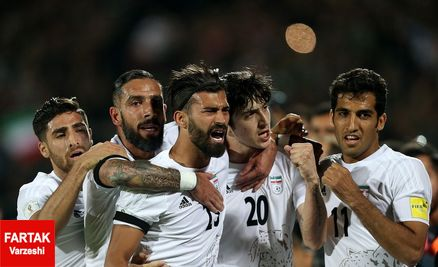ایران در جایگاه 30 فوتبال دنیا