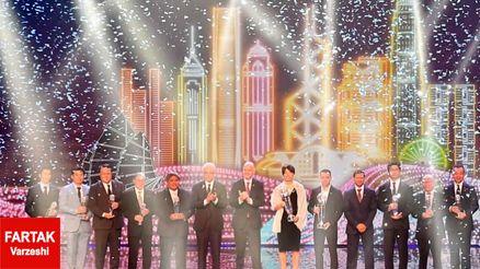سهم نداشتن ایران در مراسم بهترینهای آسیا؛ از این اتفاق خوشحال باشید