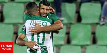 لیگ فوتبال پرتغال  حضور طارمی در ترکیب ریوآوه و محمدی در ترکیب آوس