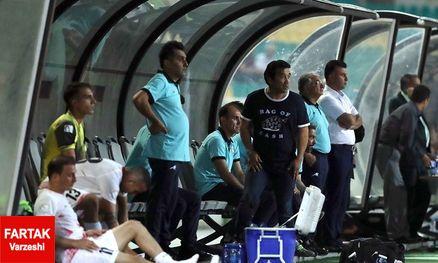 مربی سپیدرود: بازیکنان از لحاظ روانی آماده نبودند/ این آخرین بازی ما بود