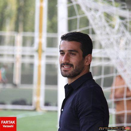 امضای قرارداد حاج صفی با سپاهان+ عکس