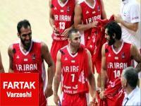 بسکتبالیست های ایران راهی لتونی شدند