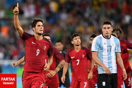 پیروزی پرتغال مقابل آرژانتین