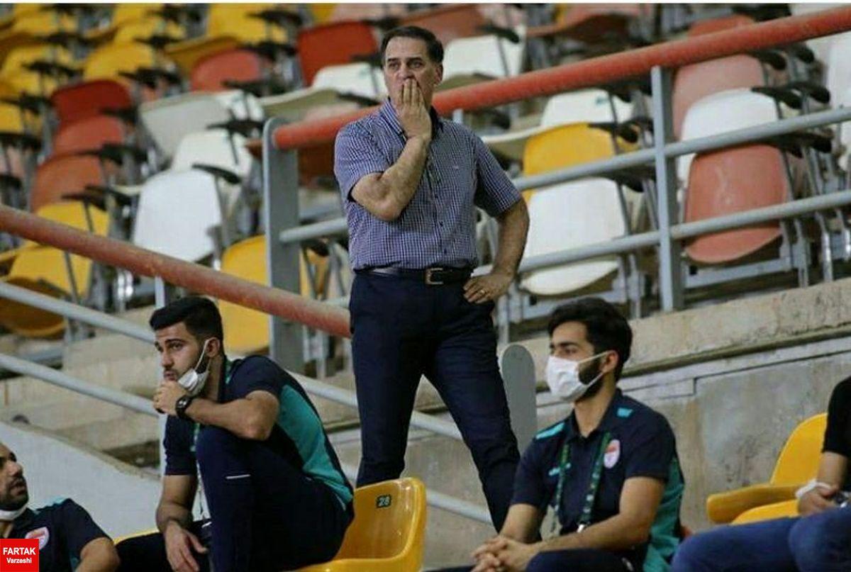 اعتراض شدید آذری به مدیران باشگاهی:رانتیها بیدار شوید!