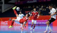 نتایج روز پایانی مرحله گروهی جام جهانی فوتسال