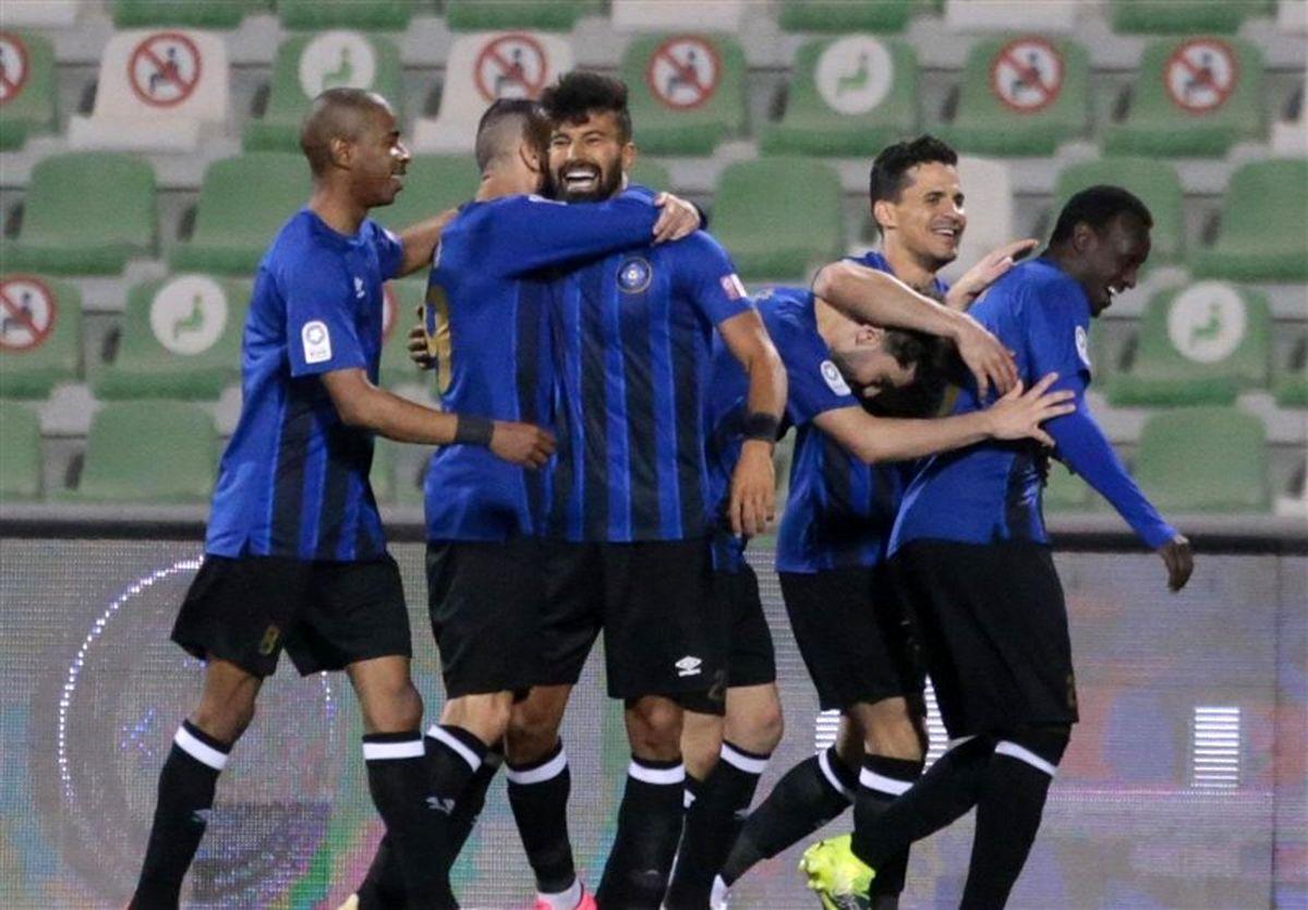 حضور دوباره رامین رضاییان در ترکیب تیم منتخب هفته لیگ ستارگان قطر + عکس