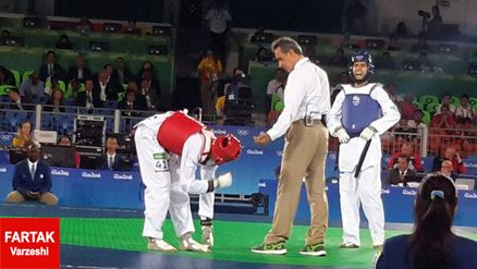 عدم حضور داوران تکواندو ایران در المپیک توکیو