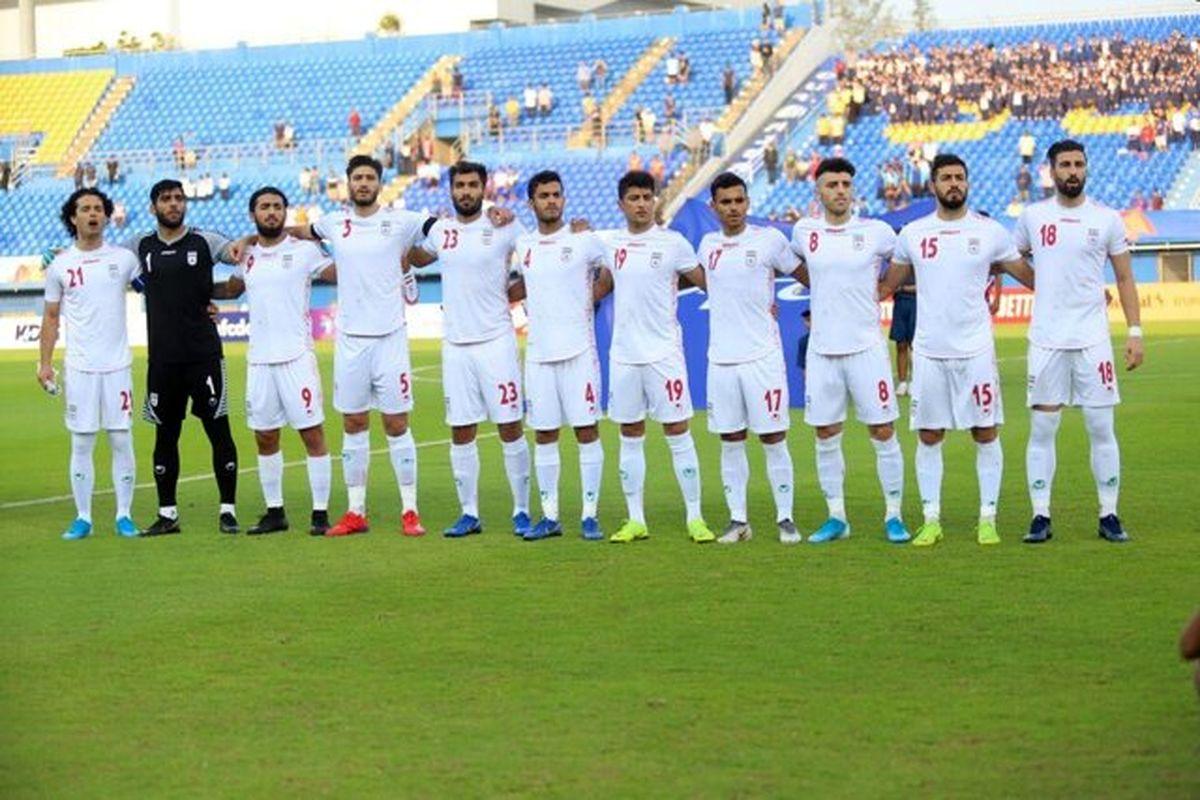 رقبای تیم ملی امید مشخص شد/ میزبانی به تاجیکستان رسید