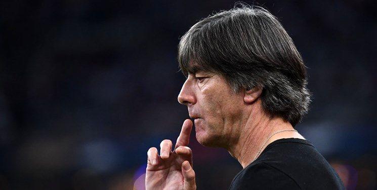 سرمربی تیم ملی آلمان:بابت باخت متاسف شدم