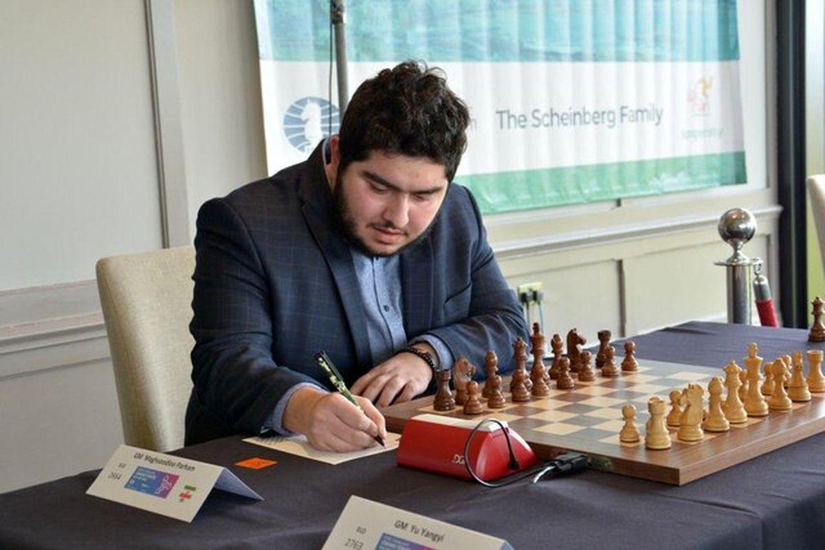 تساوی شطرنجباز ایران در دور هفتم مسابقات گرند سوئیس