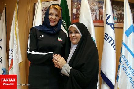 مایدا: هیچ کس من را مجبور به رعایت حجاب نکرده است