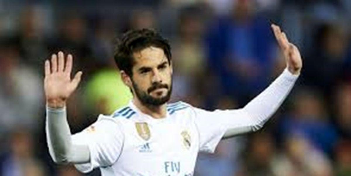 رئال مادرید مبلغ فروش ایسکو را مشخص کرد