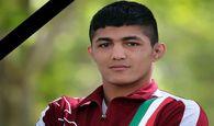 سانحه رانندگی جان ملی پوش نوجوان کشتی ایران را گرفت