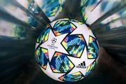 رونمایی از توپ ویژه لیگ قهرمانان اروپا