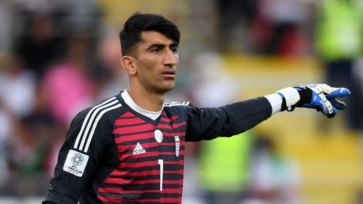 بیرانوند در آستانه تاریخ سازی؛ ستاره پرسپولیسی تیم ملی نامزد بهترین بازیکن آسیا در تاریخ جام جهانی