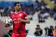 حاجصفی: تیم ملی برای بازی فردا آمادگی صددر صدی دارد