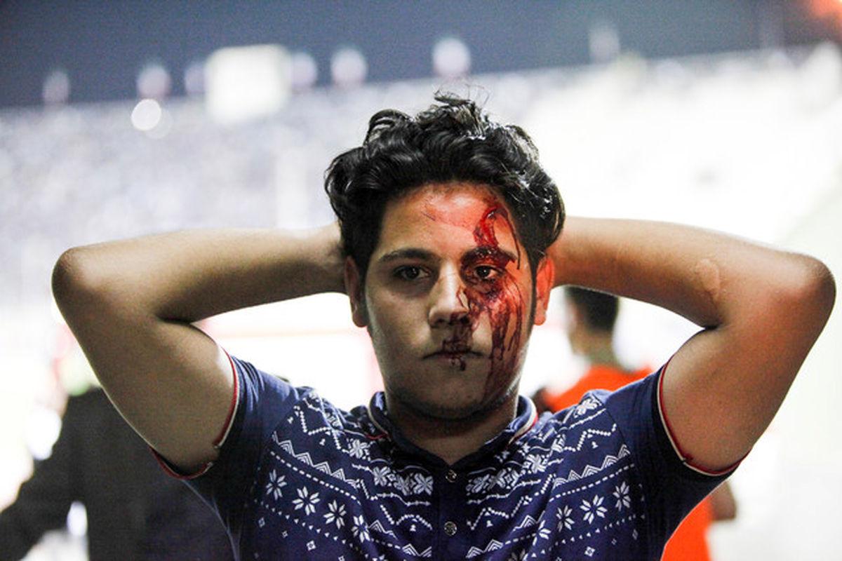 درگیری خونین لیگ جوانان با ۳ بازداشتی و چند مصدوم+جزئیات