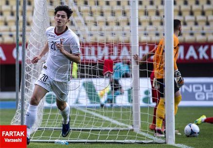 آزمون سومین گلزن برتر جهان در مقدماتی جام جهانی