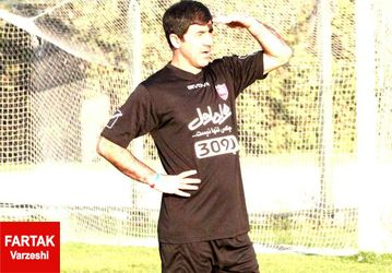 گزارش تصویری : تمرین ۱۹ مرداد پرسپولیس با حضور دروازه بان جدید این تیم