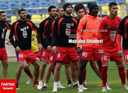 فهرست نهایی بازیکنان پرسپولیس اعزامی به قطر اعلام شد