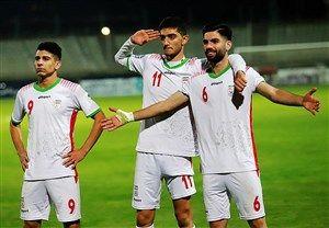 درخشش بازیکنان لیگ برتری در تیم ملی جوانان