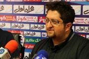 افاضلی:با اینکه در حق ما جفا شده ولی برای فوتبال پاک به تمرینات برمی گردیم