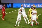 ترکیب تیمهای رئال مادرید و سلتاویگو