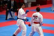 تلاش عباسعلی و عسگری برای کسب مدال برنز لیگ جهانی کاراته
