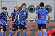 انتخابی جام جهانی| ژاپن اولین پیروزی را مقابل چین بدست آورد