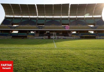 تایید ورزشگاه شهید کاظمی توسط رئیس کمیته مسابقات AFC