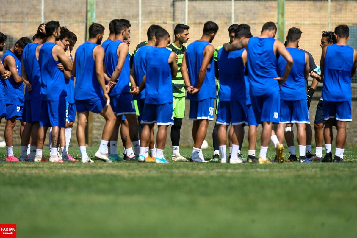پرورشخواه: استقلال باید بازیکنان باتجربه بیشتری داشته باشد