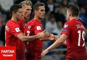 لهستان و ژاپن به برتری پرگل دست یافتند