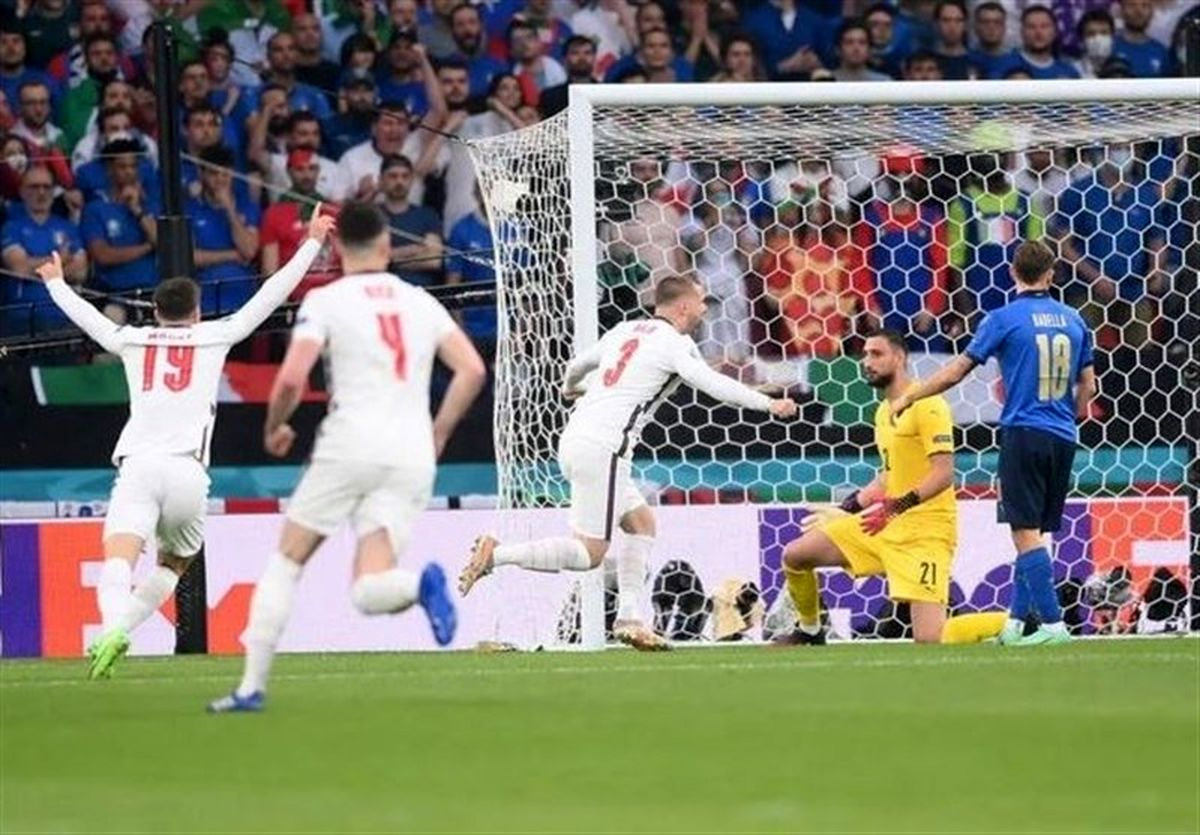 ایتالیا قهرمان یورو 2020/ انگلیس بازهم ناکام از کسب جام