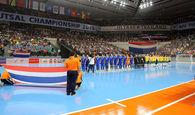 امارات میزبان بازیهای انتخابی جام جهانی فوتسال در آسیا شد