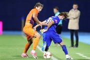 پیروزی دیناموزاگرب با حضور 90 دقیقه ای ستاره پرسپولیسی+ عکس