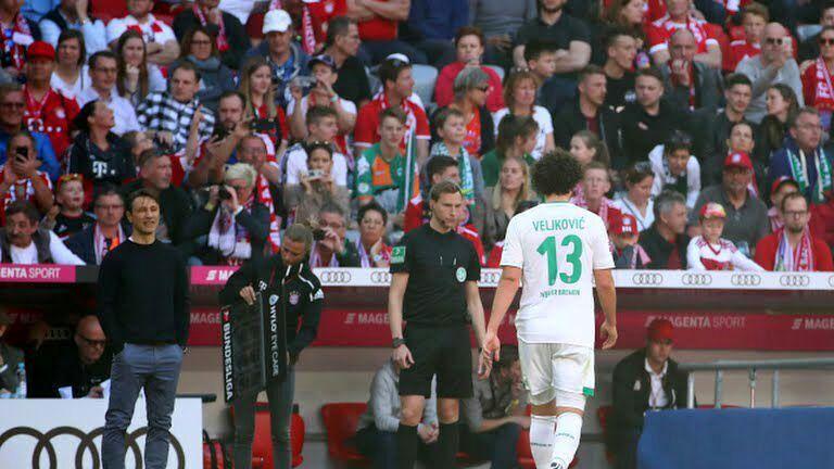 گزارش تصویری / بایرن مونیخ 1- 0 وردربرمن