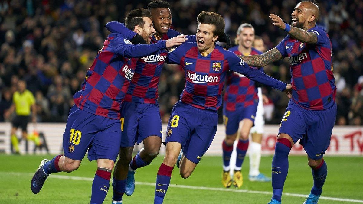 بارسلونا برای جذب ستاره اینتر جدی است