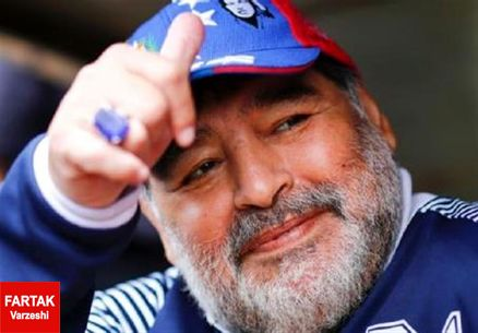 پشیمانی از استعفا؛مارادونا سرمربی «خیمناسیا» ماند!