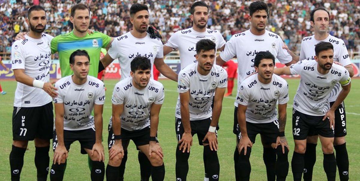 ترکیب شاهین بوشهر برای بازی با استقلال مشخص شد