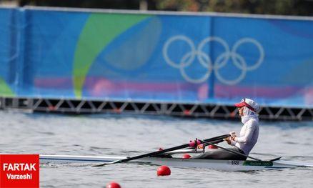 جاور از صعود به یک چهارم نهایی المپیک بازماند