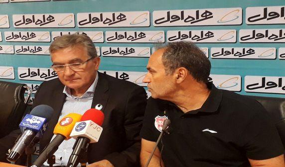 برانکو: از برنامه تیم ملی خبر ندارم/ ایمن حسین جوان و آیندهدار است