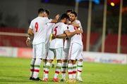 پایان نیمه اول/ایران 0 -0 بحرین