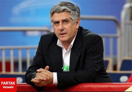 لوزانو: اتفاقات حواس تیم را پرت میکند/ مسئولین مشکلات را رفع کنند