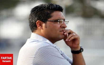 حمید حسینخانی: شرمنده هواداران شدیم اما قسم میخورم که جبران میکنیم