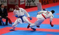 کاراته کار ایرانی به جدول شانس مجدد راه یافت