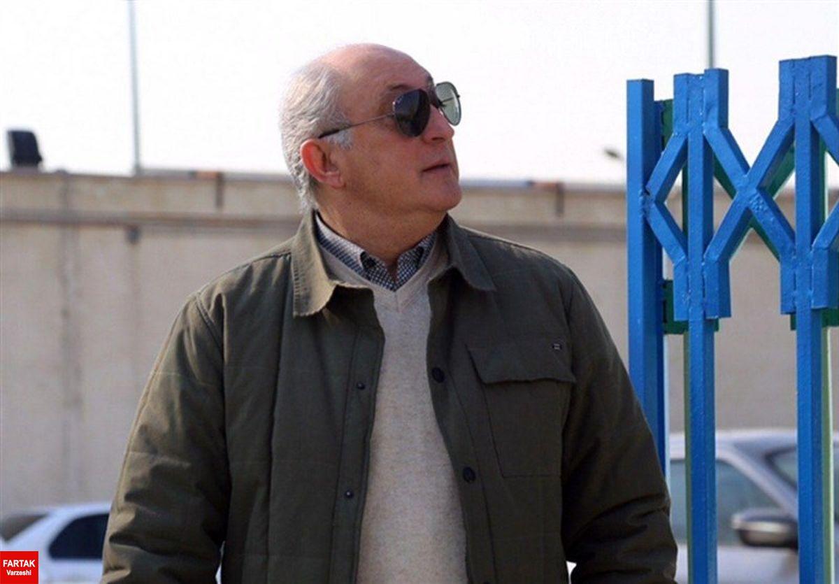 بهتاش فریبا: با اشتباهات داوری پدر استقلال را درآورده اند