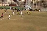 ظلم آشکار به فوتبال پایه ذوب آهن اصفهان