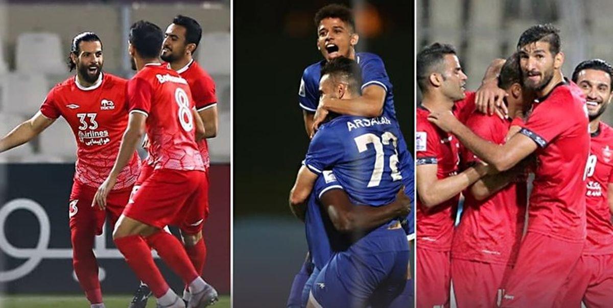 نامزدهای بهترین گل لیگ قهرمانان آسیا مشخص شدند